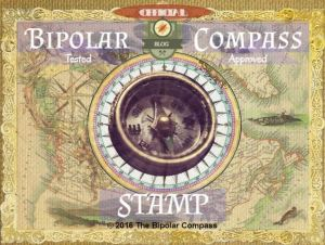 Bipolar Compass Stamp of Approval (2)